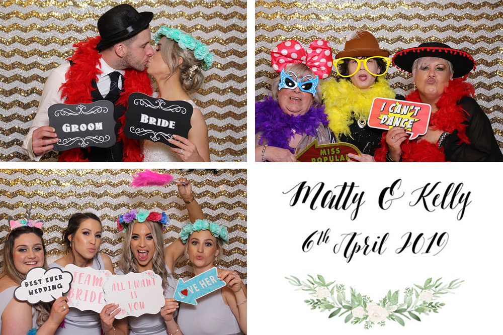 Inverness Wedding Photo Booth