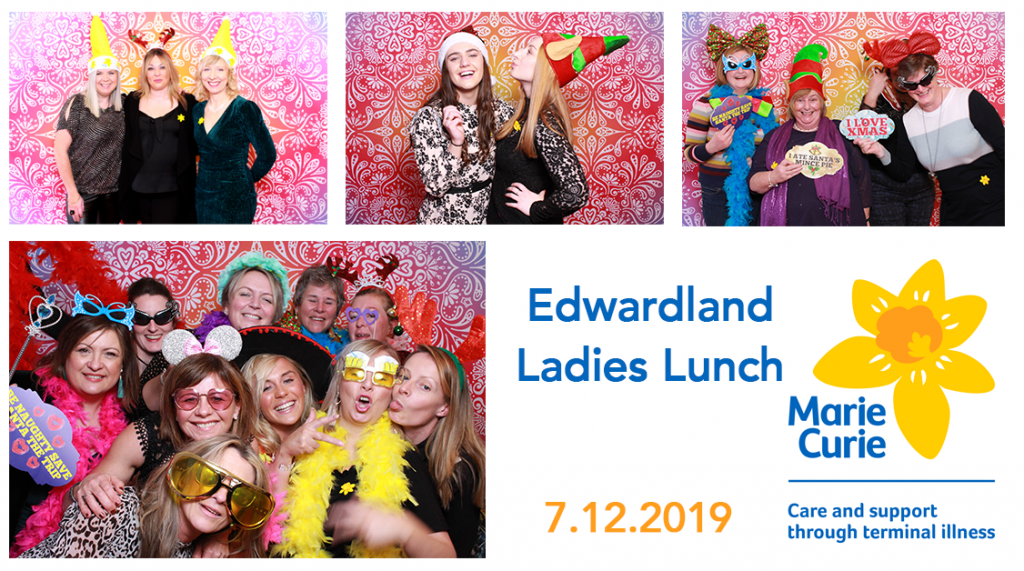 Edwardland Ladies Lunch - Event Photo Booth